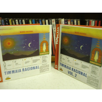 Tim Maia Cd Racional Vol 1 E 2 - 1975 1976 - Soul