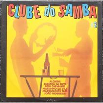Lp Clube Do Samba Vol.3 (1987)