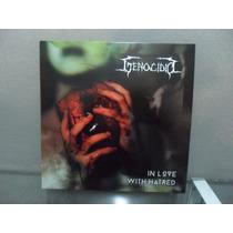 Lp Genocidio - In Love With Hatred (sepultura, Sarcofago)