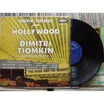 Dimitri Tiomkin Sua Orquestra Sucessos De Hollywood Lp Coral