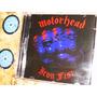 Cd Motorhead - Iron Fist (1982) C/ Lemmy + Bônus