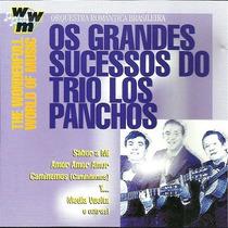 Cd / Orquestra Romântica Brasileira= Sucessos De Los Panchos