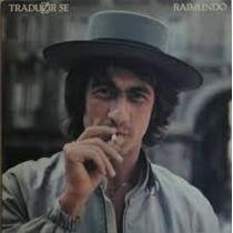 Cd Raimundo Fagner Traduzir-se 1981 (cd Do Box)