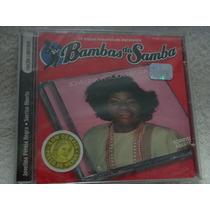 Cd - Jovelina Perola Negra - Sorriso Aberto- Bambas Do Samba