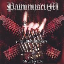 Cd Painmuseum - Metal For Life Excelente Thrash Metal