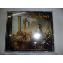 Cd Importado - Sacred Blood - The Battle Of Thermopylae
