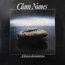 Vinil Clara Nunes As Forças Da Natureza