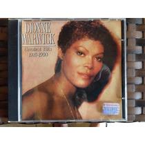 Cd Dionne Warwick Greatest Hits 1979-1990