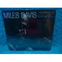 Miles Davis - Kind Of Blue - 2 Cd´s 1 Dvd Nacional