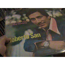 Lp - Roberto Sam - Quero Que Voce Venha Comigo -raro