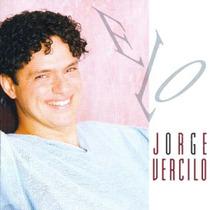 Cd - Jorge Vercilo - Elo - Lacrado