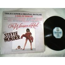 Lp Vinil Stevie Wonder (1984) The Woman In Red (soundtrack)