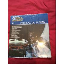 Lp Escolas De Samba 1 - Novo Lacrado Com Encarte