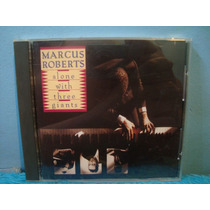 Marcus Roberts - Alone With Three Giants - Cd Importado