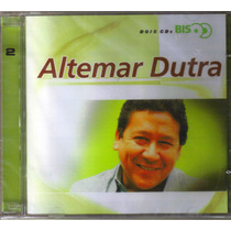 Cd Altemar Dutra - Duplo