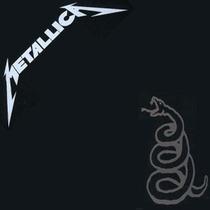 Metallica (black Album) Cd - Frete 8 Reais