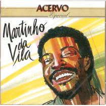 Cd Martinho Da Vila - Acervo Especial - Novo***