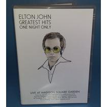 Elton John - Dvd Greatest Hits - One Night Only - 2000