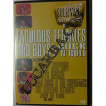 Dvd Fabulous Females Bad Boys - Ed Sullivan