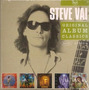 Cd Steve Vai - Original Album Classics (lacrado) 05 Cds
