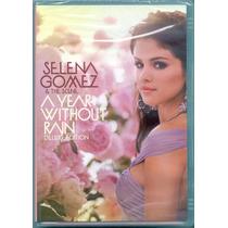 Dvd Duplo Selena Gomez E The Scene - A Year Without Rain -