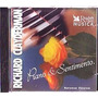 Cd Richard Clayderman - Piano & Sentimento Vol 5 (usado/otim
