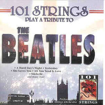 Cd 101 Strings - Play A Tribute To Beatles