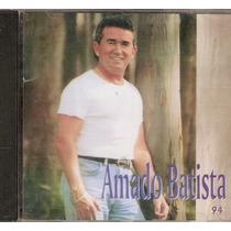 Cd Amado Batista - Meu Jeitinho - Novo***