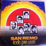 Lp Vinil Musical San Remo Autografado Perfeito ! Bandinha