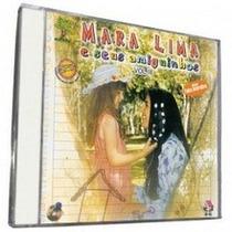 Cd Mara Lima E Seus Amiguinhos 3 / Playback Incluso.
