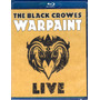 Blu Ray The Black Crowes - Warpaint Live