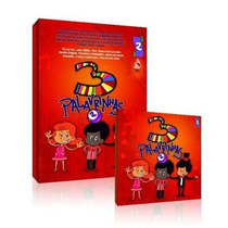 Kit Dvd + Cd 3 Palavrinhas Volume 2 Original Dvd/cd