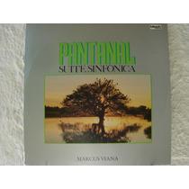 Pantanal Suíte Sinfônica Trilha Novela Lp Vinil Zerado