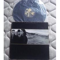 Lp U2 He Joshua Tree 1987 Capa Dupla Ótimo Estado