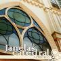 Cd Catedral Acústico Janelas Da Catedral Line Records Raro