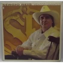 Lp Sertanejo: Sergio Reis, Ventos Uivantes 1994 Frete Grátis