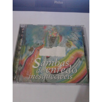 Vendo Cd Original - Sambas De Enredo Inesquecíveis - Vol: 2