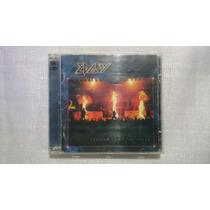 Cd Edguy - Burning Down The Opera Live Duplo