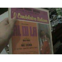 Lp - O Candelabro Italiano - Original Anos 60 -impecável