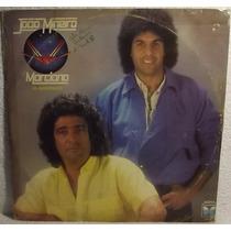 Lp / Vinil Sertanejo: João Mineiro E Marciano - 1986