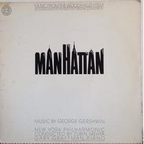 Lp Vinil - Manhattan - Music From The Woody Allem-imp.