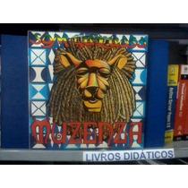 Lp Bloco Afro Muzenza - Lp, Edição De 1988 C/ Encarte