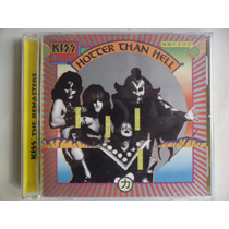 Cd Kiss - Hotter Than Hell Novo Importado Lacrado