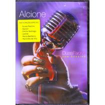 Dvd Alcione - Duas Faces - Jam Session - Com Maria Bethania.