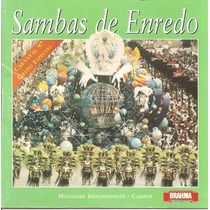 Cd - Carnaval 1997 - Sambas Enredo Rio De Janeiro
