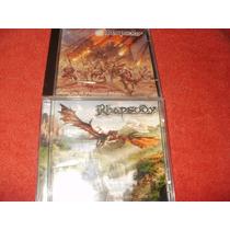 2 Cds+dvd Bonus Rhapsody Estudo Trocas Tbm
