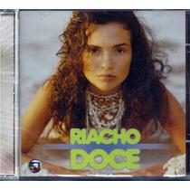 Cd Minissérie Riacho Doce 1990 Original - Remaster