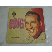Lp Bing Crosby - The Best Of (excelente)