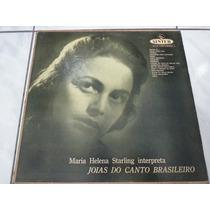 Lp Maria Helena Int. Joias Do Canto Brasileiro Ja 26