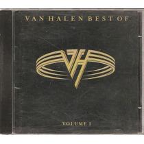 Cd - Van Halen - The Best Of Vol. 1